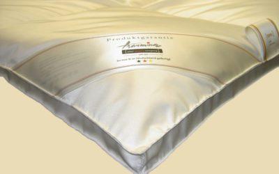 Как выбрать одеяло и подушку? Рекомендации от производителя Traumina